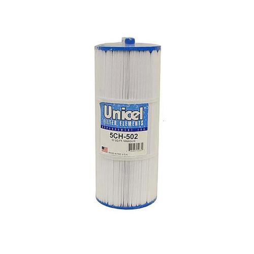 Unicel® 5CH-502 Hot Tub Filter (PPM50SC-F2M, FC-0195, M50501)