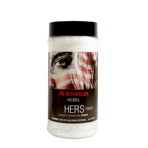 All American Rebel Spazazz Aromatherapy Crystals For Your Hot Tub