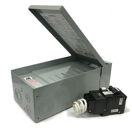 Siemens 40 Amp GFCI Hot Tub/Pool/Spa Pack