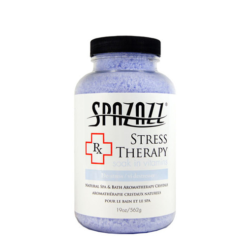 Spazazz RX De-Stress Aromatherapy Crystals For Your Hot Tub