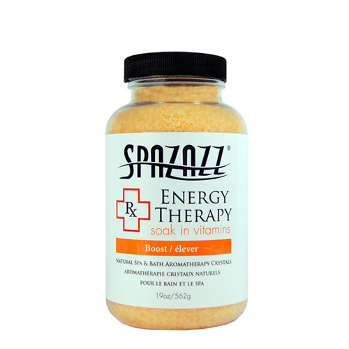 Spazazz RX Energy Aromatherapy Crystals For Your Hot Tub