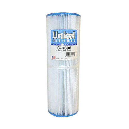 Unicel® C-4308 Hot Tub Filter (POX25-IN, FC-6305)