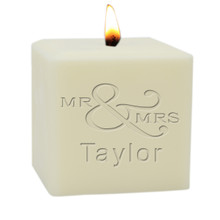 Mr. & Mrs. Soy Blend Candles