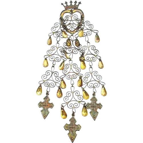 Traditional Norwegian Solje Jewelry