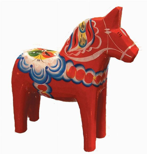 Dala Horse 5.5-Inch