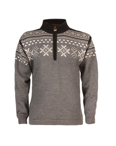 Dale of Norway Dovre Pullover - Smoke Grey, 91781-E