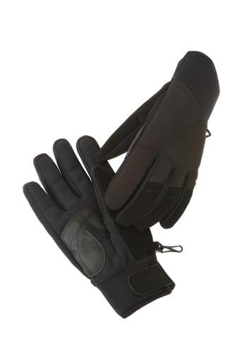 Canada Goose Mens Driving Gloves Black 5162M