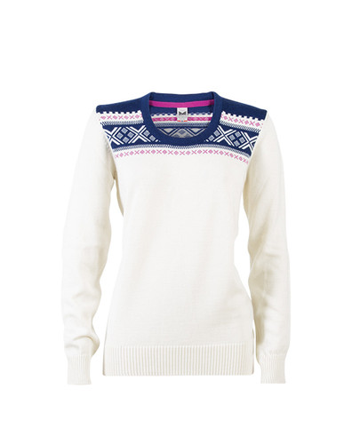 Dale of Norway Gol Pullover, Ladies - Off-White, 92421-A