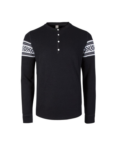 Dale of Norway Bykle Sweater, Mens - Black/White, 93211-F