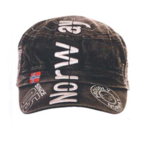 Norway Hat - Charcoal