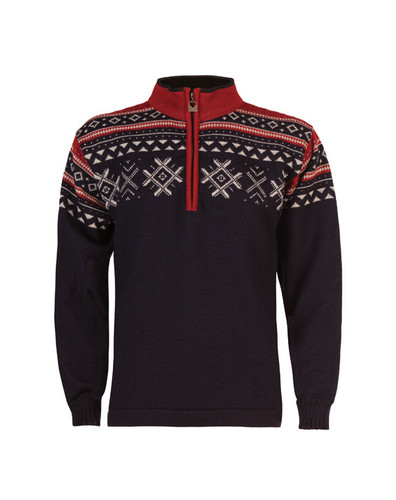 Dale of Norway Dovre Pullover - Navy, 91781-C