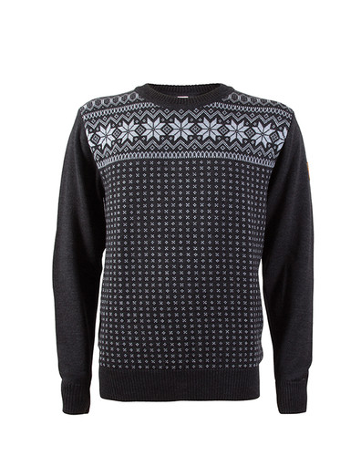Dale of Norway Garmisch Sweater, Mens - Schiefer/Smoke/Grey Mel, 92611-E