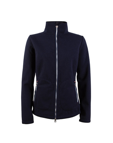 Ladies Dale of Norway Hafjell Knitshell Jacket in Navy, 82871-C