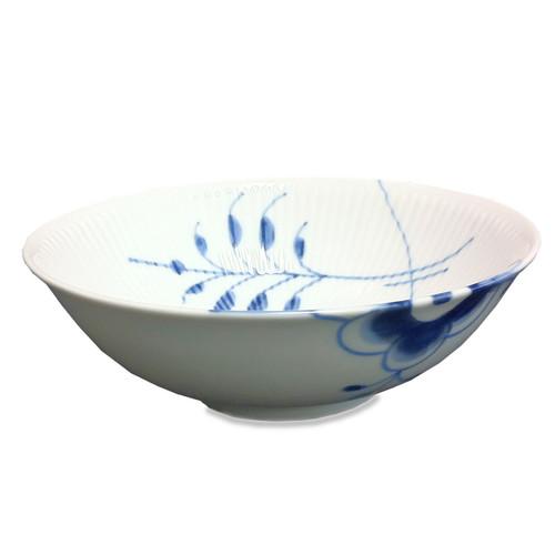 """Blue Fluted Mega - Cereal Bowl, 6.25"""""""