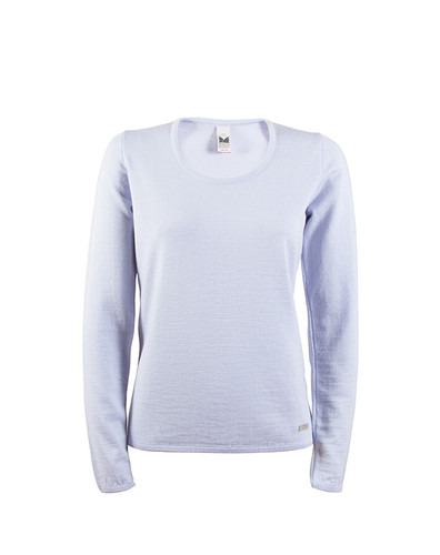 Dale of Norway Astrid Sweater, Ladies - Ice Blue Mel, 92431-D
