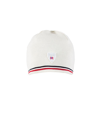 Dale of Norway Flagg Hat - Off-White/Raspberry/Navy, 42601-A