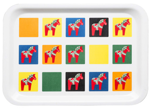 Sagaform - Sweden Dala Horse Serving Tray