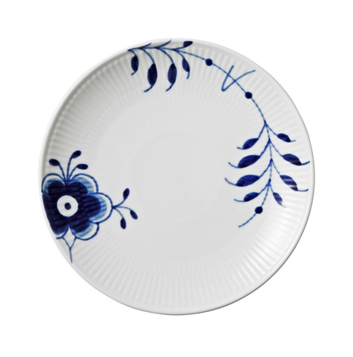 Blue Fluted Mega - Bread & Butter Plate, 7.5""