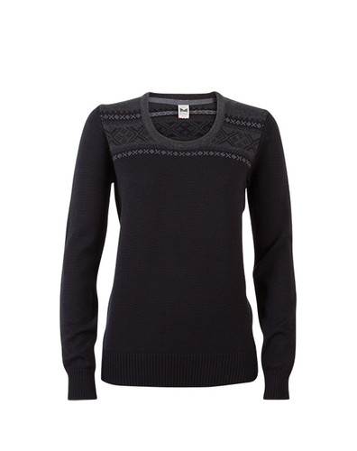 Dale of Norway Gol Pullover, Ladies - Black, 92421-F