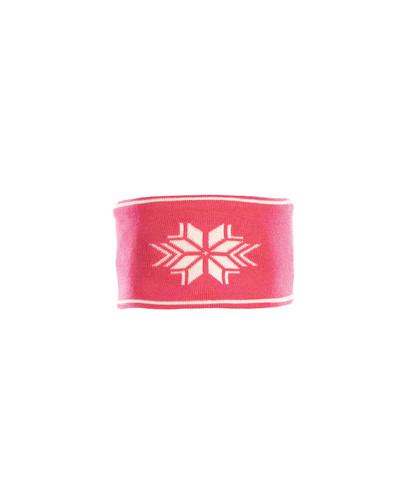 Ladies Dale of Norway Geilo Headband - Allium/Off-White, 25311-I