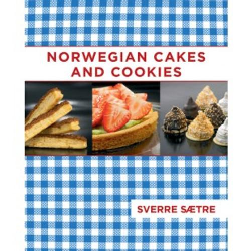 Norwegian Cakes and Cookies, Sverre Saetre