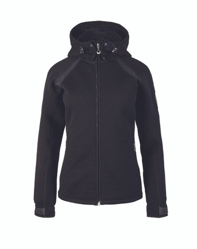 Dale of Norway Jotunheimen Knitshell Jacket, Ladies - Black, 85141-F