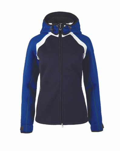 Dale of Norway Jotunheimen Knitshell Jacket, Ladies - Navy/Cobalt/Off White, 85141-H