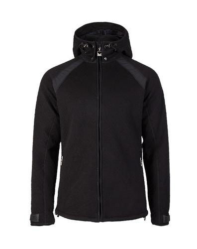 Mens Dale of Norway Viking Knitshell Jacket, Black 85171-F