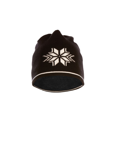 Dale of Norway Geilo Hat - Black/Off White, 45311-F