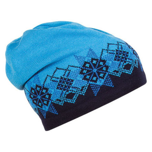 Ladies Dale of Norway Fjell Hat - Navy/Cobalt/Sochi Blue, 42571-H