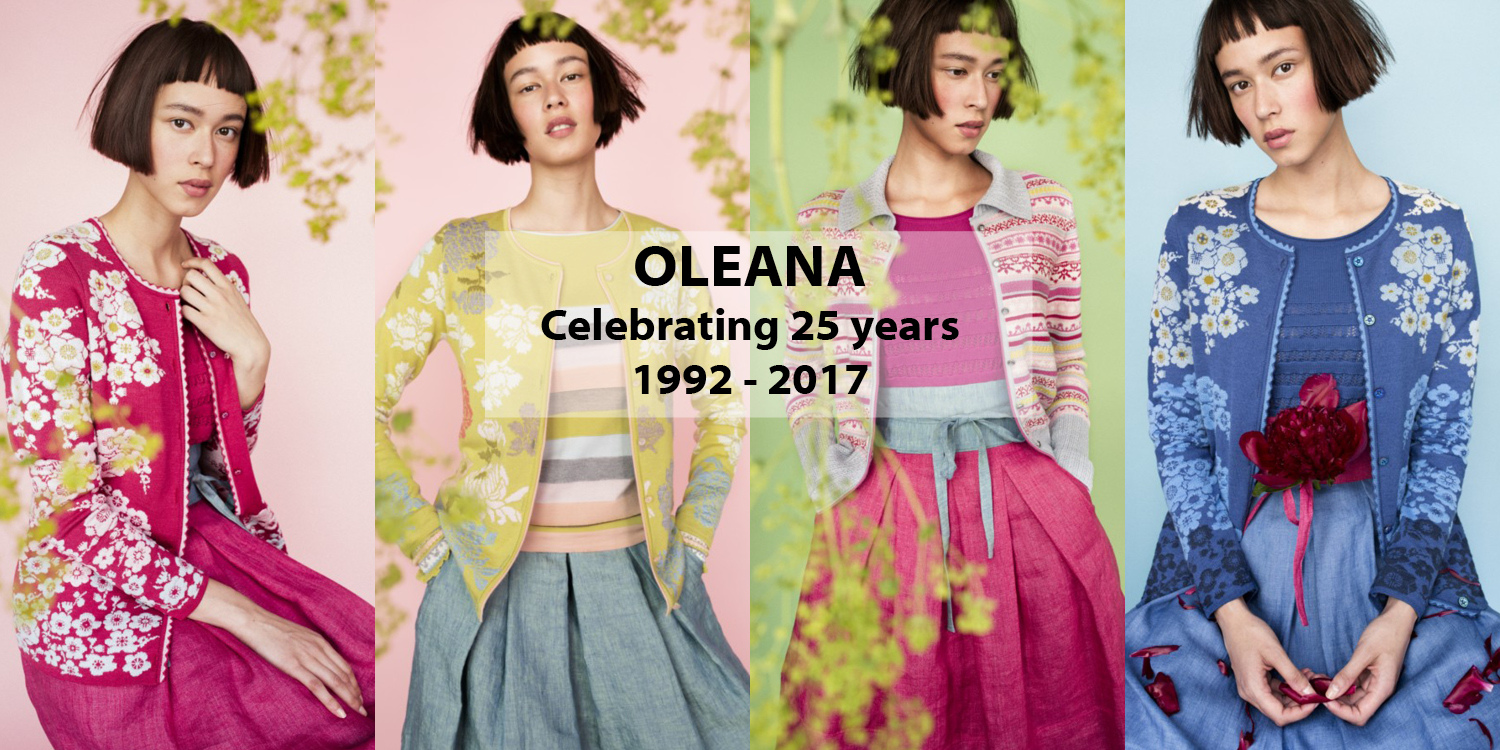 Oleana 2017 Summer Collection at the Nordic Shop
