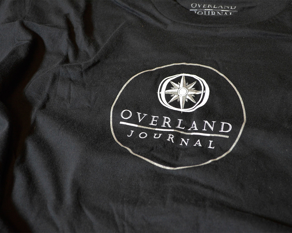 Overland Journal Logo T-Shirt