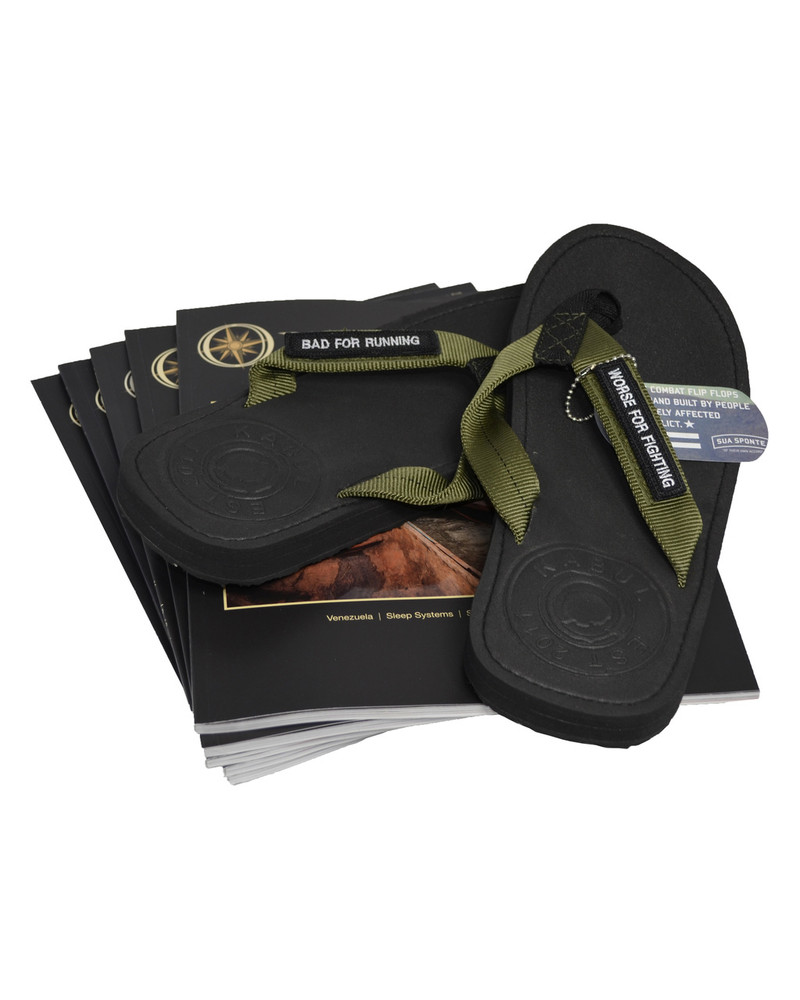 Subscription with Combat Flip Flops (US&CAN)