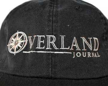 Overland Journal Black Hat