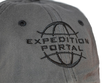 Expedition Portal Charcoal Hat