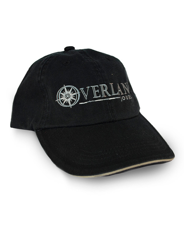 Overland Journal Black Hat (Last chance)
