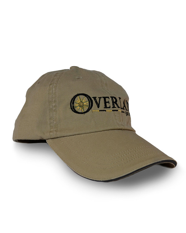 Overland Journal Khaki Hat (Last chance)