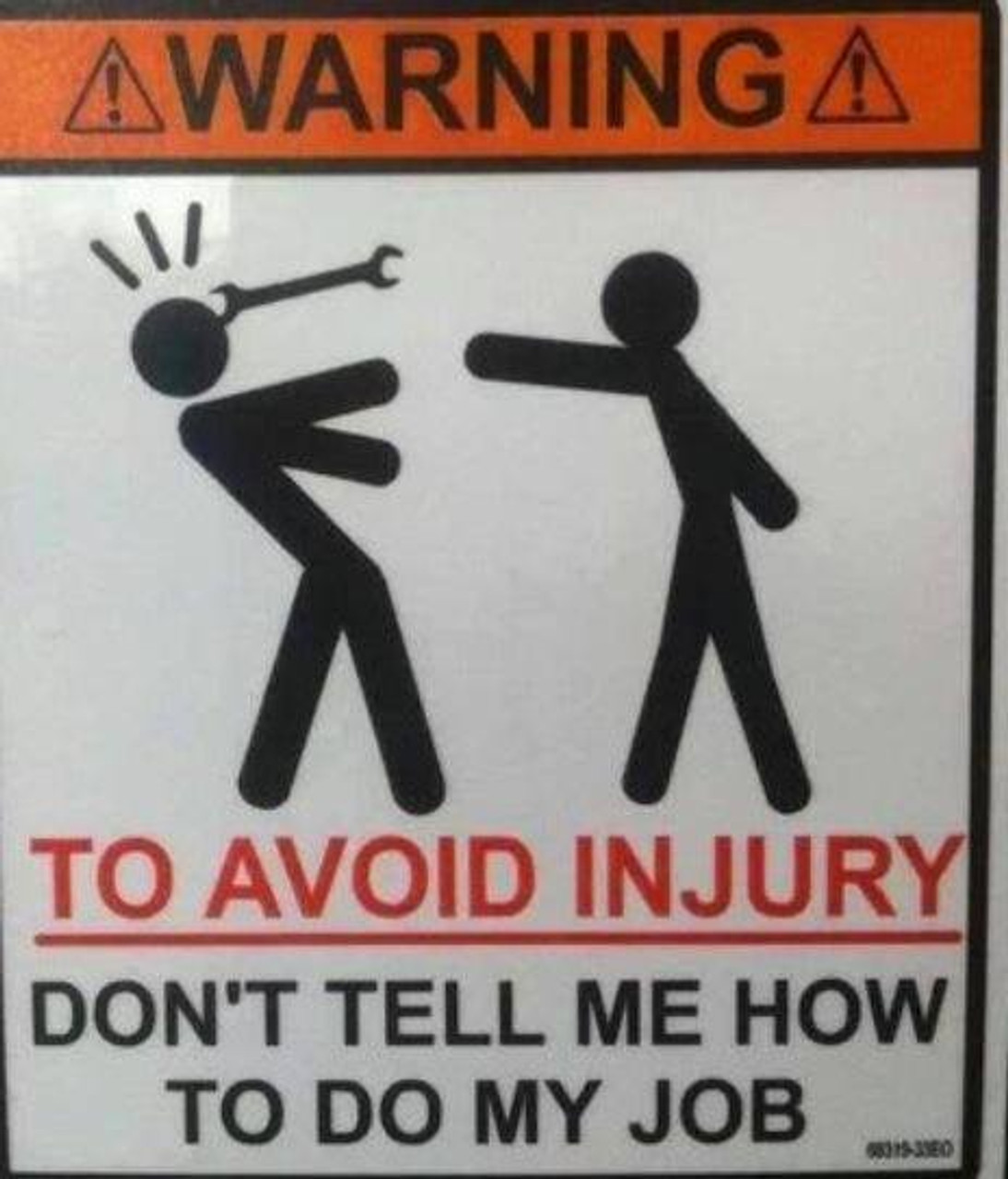 Why Safety Decals and Warning Labels are Important to Your Business