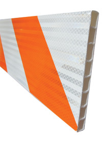 Plastic Barricade Board