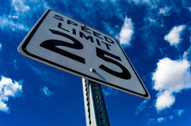 Speed Limit Signs (R2-1-25)