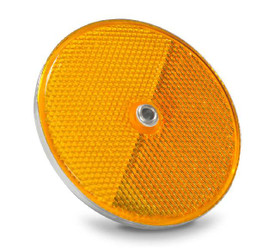 yellow reflector
