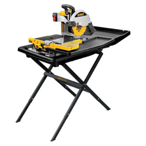 "10"" Wet Tile Saw"