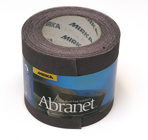 "80G, 2-3/4"" X 30ft, Abranet Mesh Grip Roll"