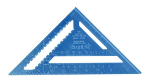 "12"" Heavy Duty Rafter Square"