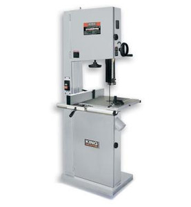 """17"""" Wood Bandsaw With Resaw Guide"""