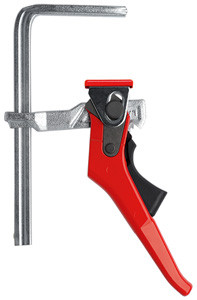 Bessey GTR16S6H Guide Rail / Table Lever Clamp - Quick Clamp