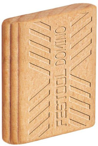 Beech Domino Tenons, 4mm x 17 mm x 20mm, Pack of 450
