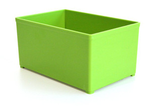 Green Plastic Compartments for T-LOC SYS 1 Box