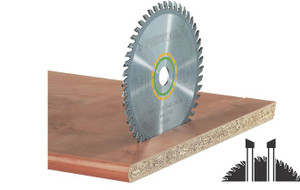 Fine 52-Tooth Saw Blade