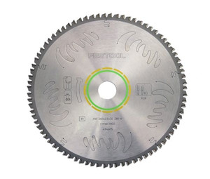 Fine 80-Tooth Saw Blade